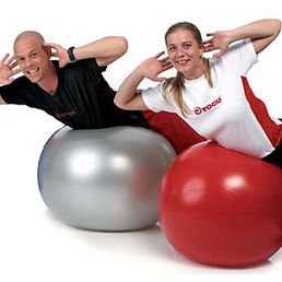 Power-Ball Fitnesspallo ABS