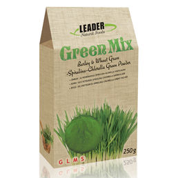Leader Green Mix -jauhe 250g