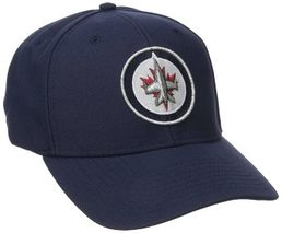 Reebok NHL Winnipeg Jets Basic Structured Adjustable -lippis