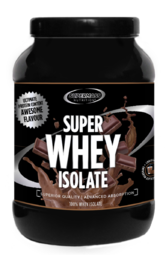 Supermass Nutrition Super Whey Isolate 1300g