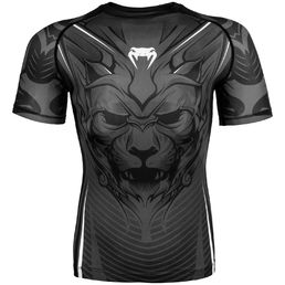 Venum Bloody Roar Grey Exclusive Lyhythihainen Rashguard