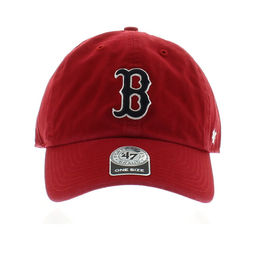 Boston Red Sox Clean Up Lippis Punainen