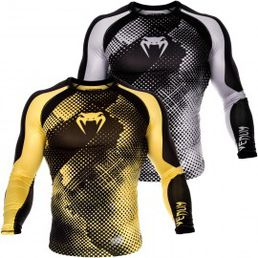 Venum Technical Compression T-shirt - Long Sleeves